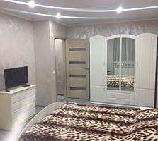 Продается 1- ком квартира в центре евроремонт цена 15000у. е