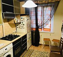 Sec. Râșcani, str. Bogdan Voievod, 3 odăi, 74 m2, etajul 2/9! Serie135