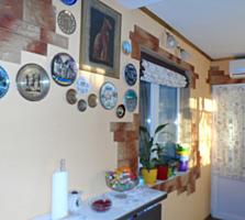 Продается 3-х комнатная квартира с автономным отоплен в кирпичном доме