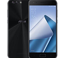Смартфон Asus ZenFone 4 (ZE554KL-1A009WW) DualSim Black +bumper