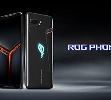 Asus Rog Phone 2 самый мощный android-смартфон