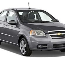 Сдам в аренду автомобиль Chevrolet Aveo на газу