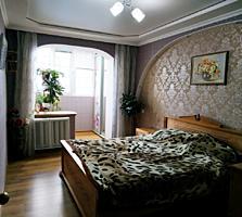 Трёхкомнатная квартира в Красных Казармах