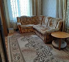 Большая 2-комнатная квартира, качественный ремонт, мебель!