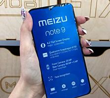 Meizu Note 9 4/64 4/128 Black НОВЫЙ!