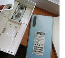 Тест Redmi Note 8T 4/64Gb Белый 4G VoLTE IDC/GSM Active + доп. чехол