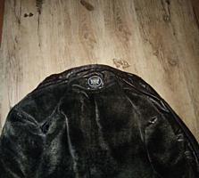 Зимняя куртка под кожанку