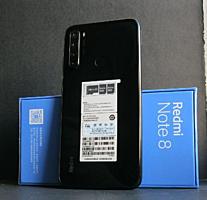 НОВЫЙ! Redmi Note 8 4/64 (CDMA + GSM). ТЕСТИРОВАН. НЕ ГЛОБАЛКА!