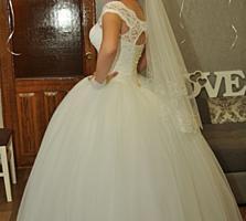 Продам пышное свадебное платье
