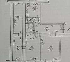 2-комн. квартира, Мечникова, м-н Шериф, 9/10, 66 м кв
