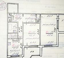 Продам 2-к квартиру 50/29,5 Два балкона 5.4 и 5.7 кв. м. Торг.
