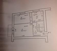 Продается 2-комнатная квартира на Балке!!!
