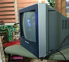 Телевизор цвет-на кухню - 14 дюйм - MAGNUM - в отл сост - 400= рублей.