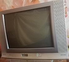 Продам телевизор TOSHIBA BOMBA рабочий, в хорошем состоянии. 800 руб.