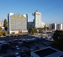 Centru, bd. ștefan cel mare 3, apartament cu 2 camere. euroreparație!
