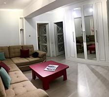 Apartament cu 2 dormitoare + living. 76 m2. Et 3/10. Ginta Latina.
