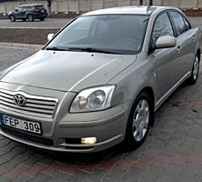 Автокредит Тойота Авенсис Седан (свежепригнанное авто)