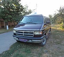 Продается автотурист Dodge Ram Van
