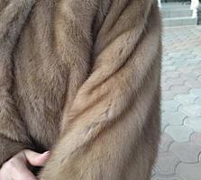 Шуба норковая в идеальном состоянии 48 -46 размер