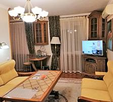 Продается 3-комнатная квартира на пр. Мира. Евроремонт!