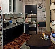 1-комн квартира, Центр, з-д Квинт, с ремонтом, мебелью и техникой.