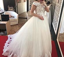Vînd rochie de mireasa stil printesa cumparata din salonul Kalinushka