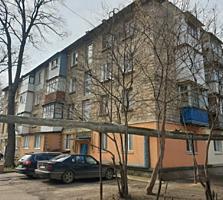Spre vinzare apartament cu 2 odai, str. Cahul 46A, mun Balti