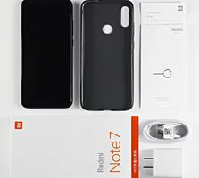 Redmi note 7 4g, LTE, 3/32 черный б/у в идеальном состоянии 160$ торг