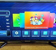 Продаю samsung smart tv, WIFI, internet, 40 дюймов.