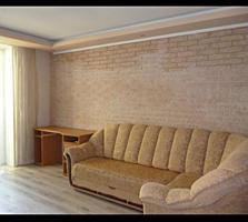 Однокомнатная квартира студия 34M2 Рышкановка