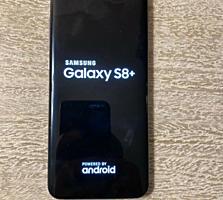 Samsung Galaxy S8+64Gb. CDMA/GSM. Тестирован. Состояние отличное.