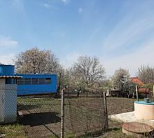 Дачный участок и жилой вагончик / 9 км от Кишинева