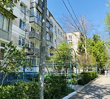 Sec. Rîșcani, bd. Moscova! Apartament cu 3 odăi, 80m2! Bilateral!!!