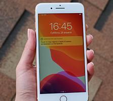 iPhone 8 Plus 64GB! Чёрный и Золотой!