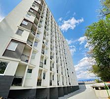Apartament 1 odaie, 17m2 cu euro reparație în complexul «My Life»!!!