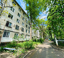 Sec. Rîșcani, str. Miron Costin! Apartament cu 2 odăi, 44m2! Parc!!!