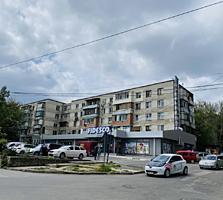 Sec. Râșcani, str. Dumitru Riscanu, 2 camere, 59 m2! De mijloc!!!