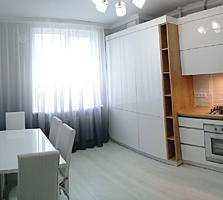 Sky House, Новая 1-комнатная, меблированная, срочно