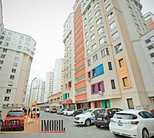 Apartament amenajat la cheie în bloc nou, dat în exploatare! Amplasat