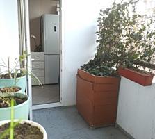 Centrul Botanicii, 96 m2, cu balcon-terasa spațios (20 m2)