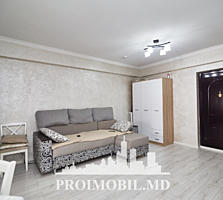 Vă propunem spre vînzare apartament cu 1cameră cu living , amplasat .