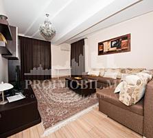 Apartament spațios, cu luminoase. Cu suprafața totală de 115mp. ...