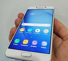 Samsung Galaxy C5 Silver 32GB CDMA GSM Работает Одновременно!!!