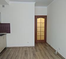 Apartament cu o camera. 39m partial mobilat