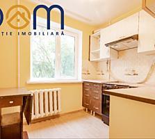 Apartament cu 3 camere separate, nivelul 2 din 5, euro reparație