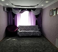 Хорошая 3-комнатная квартира с ремонтом, 6/9 эт., ул. 28 Июня.