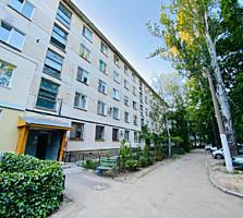 Sec. Râșcani, str. Miron Costin, 2 camere, supraf. 42mp! Euroreparație