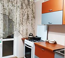 Apartament cu 3 odai, pe bd. Moscova!!!