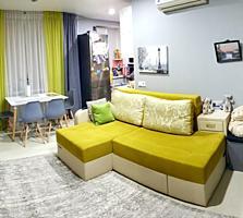 Apartament cu 2 odai! Reparatie euro!!