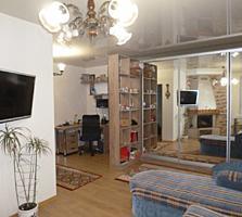 Apartament cu doua odai, reparatia euro!